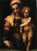 Andrea del Sarto Our Lady of subgraph china oil painting reproduction